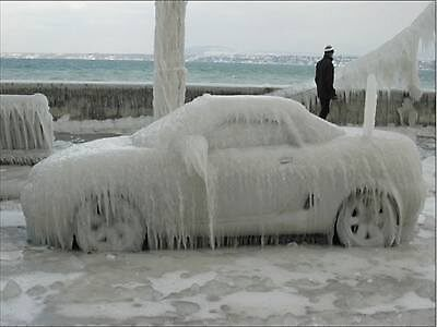 Ice car  by Jeremie gaudreault