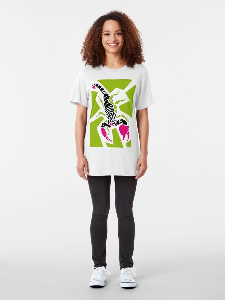 Alternative Ansicht von Scorpion Slim Fit T-Shirt