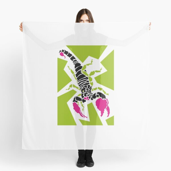 Scorpion Tuch