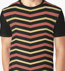 Chevron (earth) Graphic T-Shirt