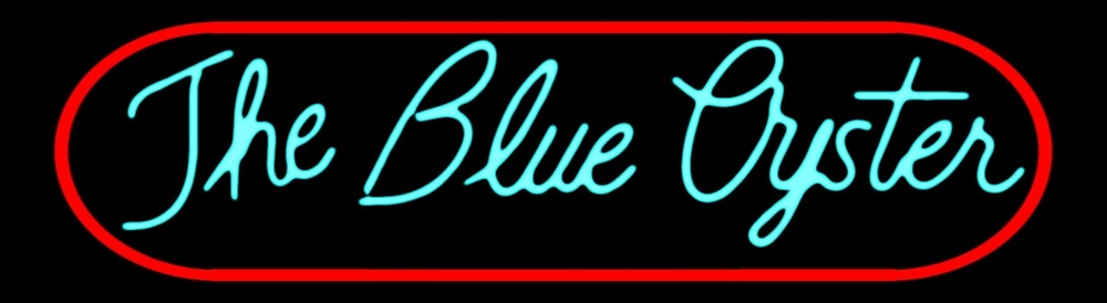 Police Academy - Blue Oyster Bar Sign by UnconArt