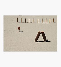 Sculptures' by the Sea Photographic Print
