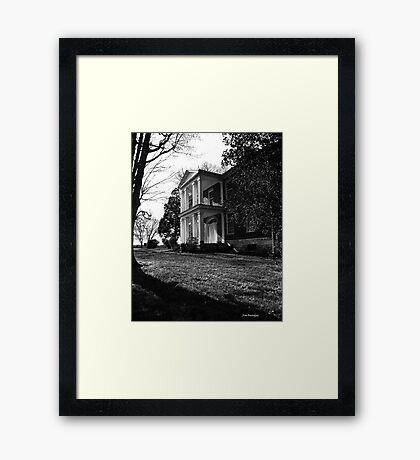 Carnton Framed Print
