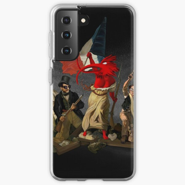 Dm Where's The Revolution Wims - Band Samsung Galaxy Soft Case