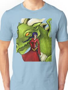 Dealing with fantasy Unisex T-Shirt