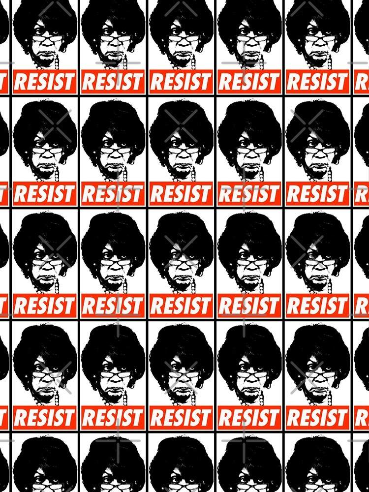 Maxine RESIST! by Thelittlelord