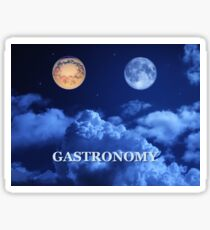 Colección 'GASTRONOMY' grx17 Sticker