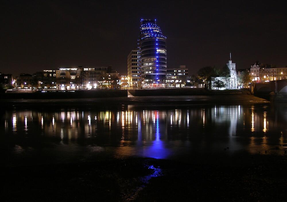 Blue Water by mmrich