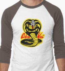Das Karate-Kind - Kobra-Kai-Logo Baseballshirt für Männer