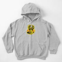 Das Karate-Kind - Kobra-Kai-Logo Kinder Hoodie