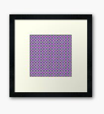 Of colors and lines Framed Print