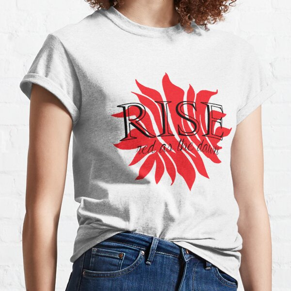 Rise Red Classic T-Shirt