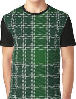 MacDonald, Lord of the Isles Hunting Clan/Family Tartan  Graphic T-Shirt