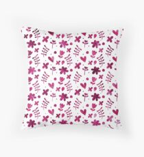 Lovely Pattern Throw Pillow