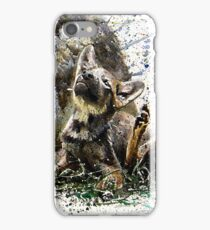 Wolf family iPhone Case/Skin