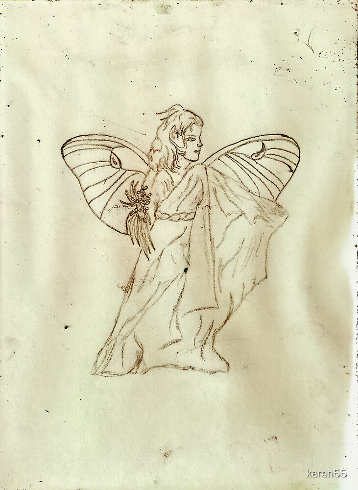 Angelic Princess by karen66