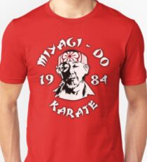 The Karate Kid - Mr. Miyagi - Miyagi Do Karate T-Shirt