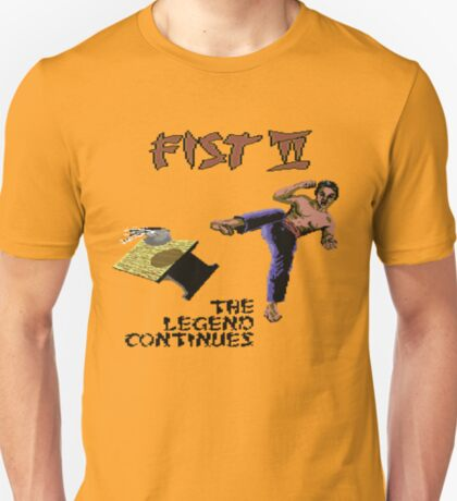 Gaming [C64] - Fist II (The Legend Continues) T-Shirt