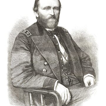 President Ulysses S. Grant March 1869 by artfromthepast