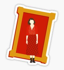 Amelie | Amelie the Musical Sticker