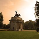 London Monument I by APhillips