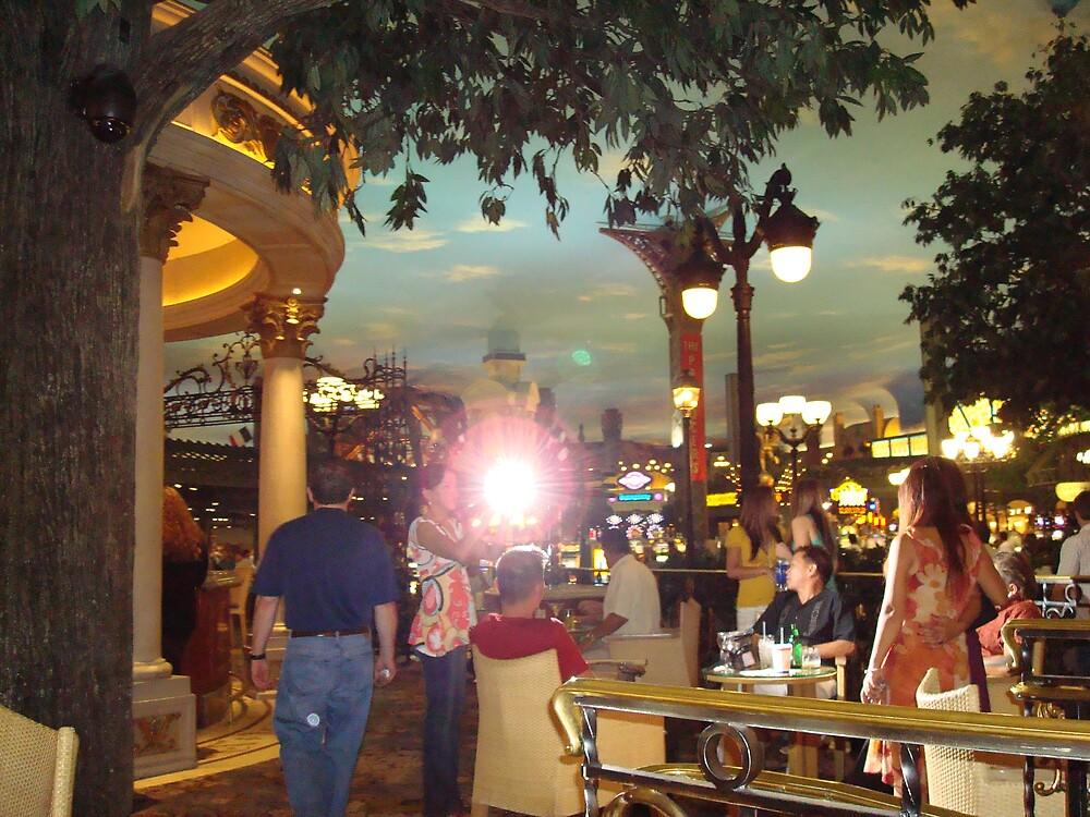 Paris Casino - Las Vegas by Ezza