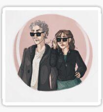 Doctor Disco Sticker
