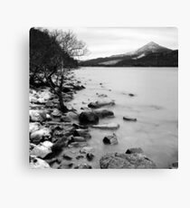 Loch Rannoch Shoreline Canvas Print