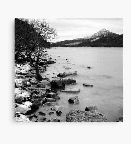 Loch Rannoch Shoreline Canvas Print