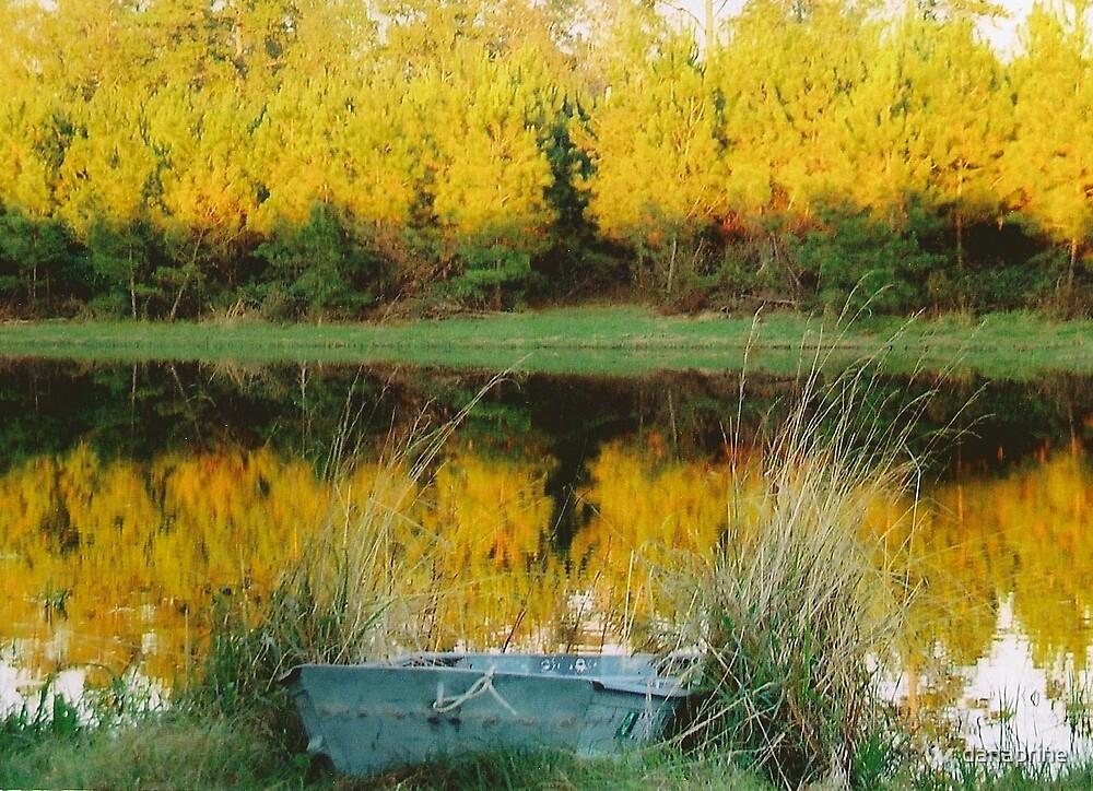 Forgotten Lake  by danaprine