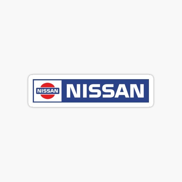 Nissan Classic Pegatina