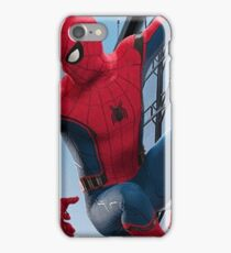 Spider Man Homecoming  iPhone Case/Skin