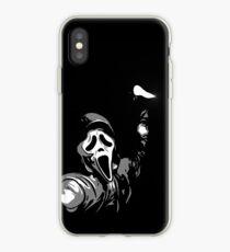 Scream - Ghostface with knife iPhone Case