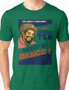 Nice Up Di Dance Unisex T-Shirt