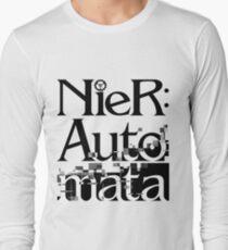 Camiseta de manga larga Nier Automata