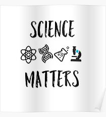 Science Matters Poster