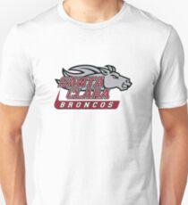 Santa Clara Broncos Unisex T-Shirt