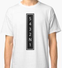 Herunterschalten2 Classic T-Shirt