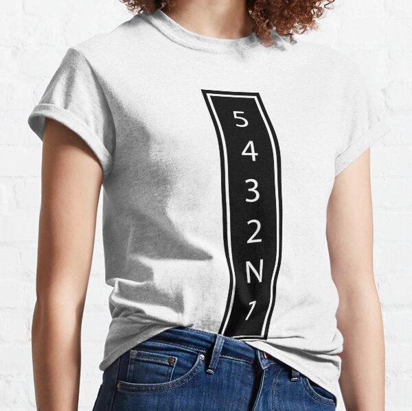 Downshift2 Classic T-Shirt