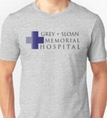 Gray + Sloan Gedenkkrankenhaus Slim Fit T-Shirt