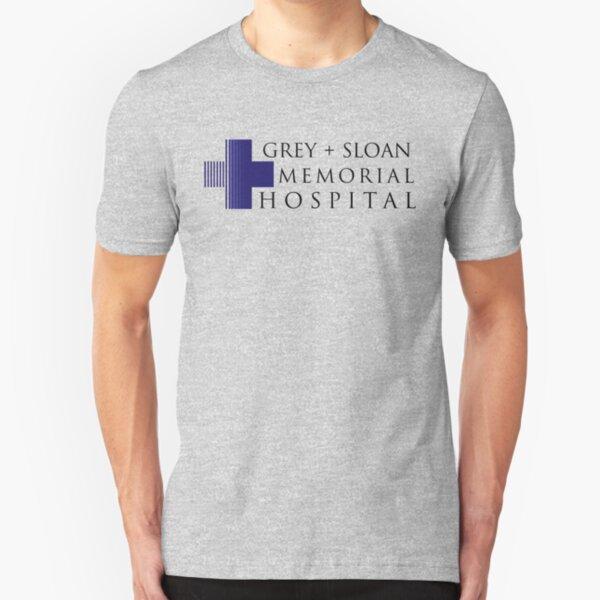 Grey + Sloan Memorial Hospital Slim Fit T-Shirt