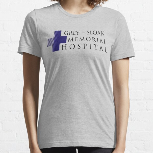 Grey + Sloan Memorial Hospital Essential T-Shirt