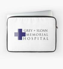 Gray + Sloan Gedenkkrankenhaus Laptoptasche