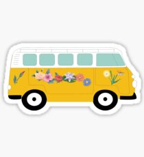 Camper Van Sticker