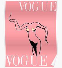Vogue II Poster