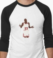 Michael Jordan Shrug Design T-Shirt