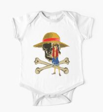 StrawHat Luffy Kids Clothes