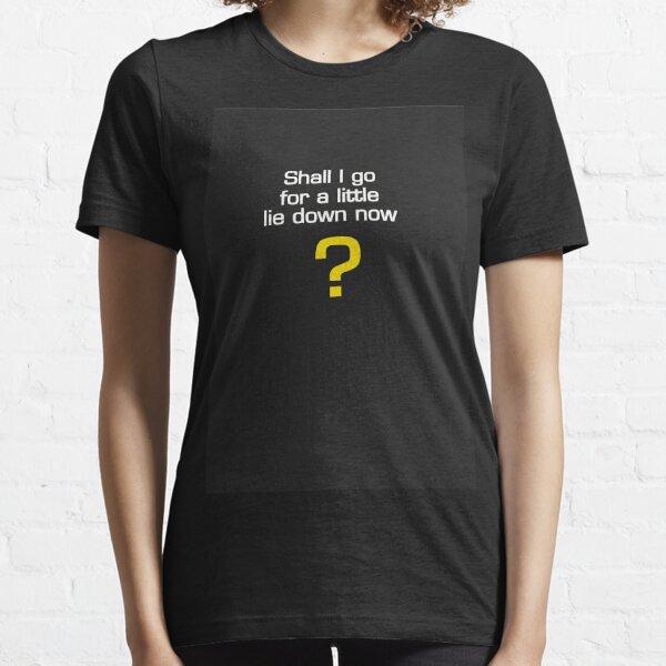 Shall Essential T-Shirt