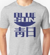 Serenity - Firefly - Blue Sun Corparation Logo Unisex T-Shirt