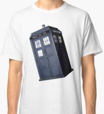 Artistic Tardis Classic T-Shirt